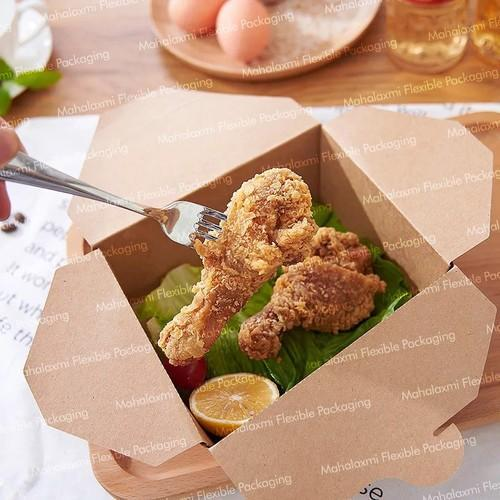 Paper Fast Food Boxes, for Restaurant/Fast Food
