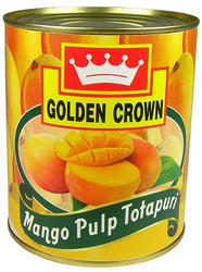 840 gm Mango Pulp Totapuri