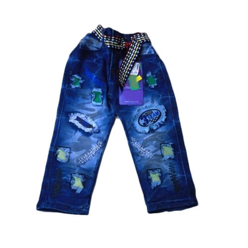 6541a94f237 Kids Damage Look Jeans