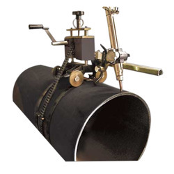 Manual Saddle Machine