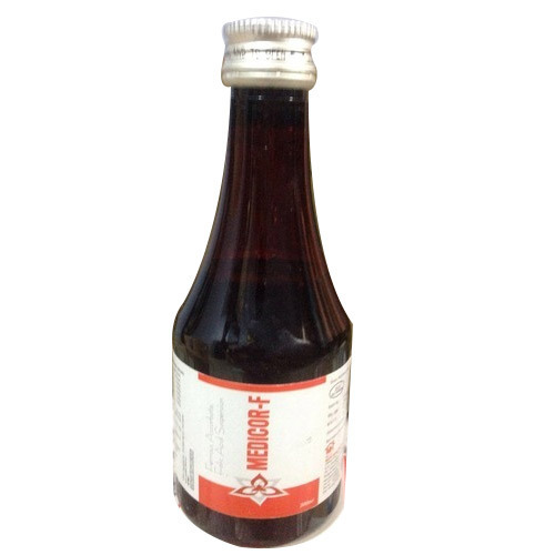 Medicor F Syrup, Common Disease Medicines | Medi Healthcare