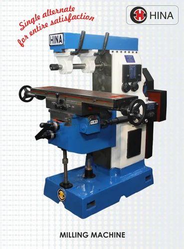milling machine horizontal universal geared milling