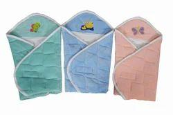 Printed Multicolor Hooded Towel