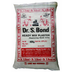 Ready Mix Plaster Cement, For Construction, Packaging Size: 40