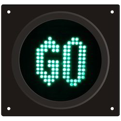Traffic Signal Count Down Timer