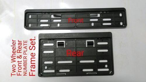 License Number Plate Frame & License Number Plate Frame at Rs 35 /set   Shahpur   Ahmedabad ...
