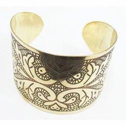 Fancy Cuff Bracelet