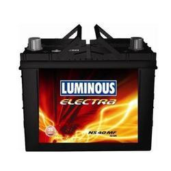 Luminous Car Batteries