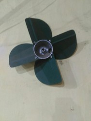Cooler Metal And Plastic Blades