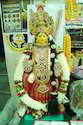 Decorated Devi Set2 Statues