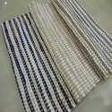 Stripe Jute Cotton Rugs