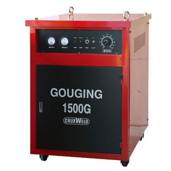 Manual Cruxweld Gouging Welding Machine