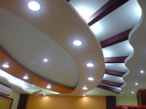 False Ceiling At Rs 210 Square Feet S