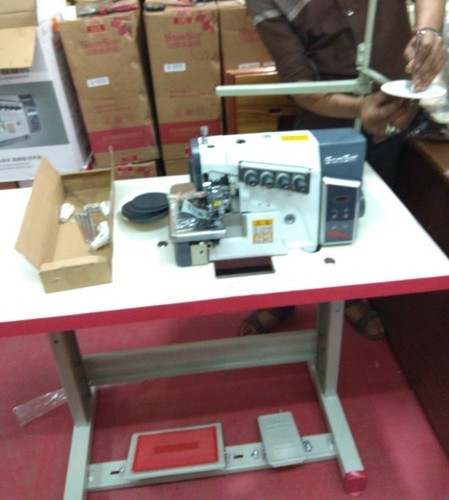 Sunsir r1 wite Pedal Control Sewing Machine