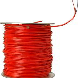 Red / Black Number of Core: 2 Core Fire Alarm Armoured Cable, 1100 Volts
