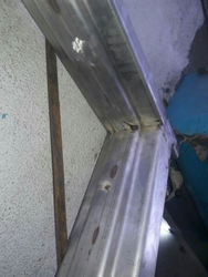 Heavy Steel Frame
