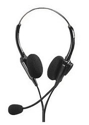 FreeMate DH09TB RJ09 Headset for Cisco Avaya Panasonic Phone