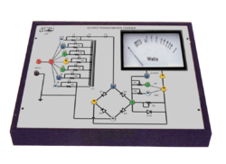 Output Power Meter Demonstrator