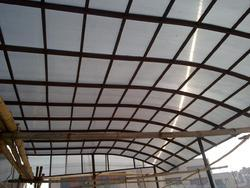 Light Steel Frame and Sandwich Panel Fabricated Shed, Use: House