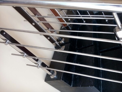 Aluminum Staircase