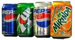 Coca Cola And Pepsi Soft Drinks