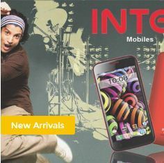Intex Mobile Phones