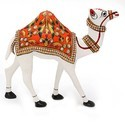 Meenakari Work Camel Walking MT060