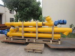 Batching Plant Screw Conveyor
