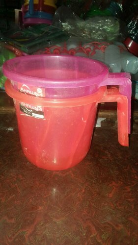 376b5d8bcc Plastic Bath Mugs and Clothes Brushes Wholesale Trader
