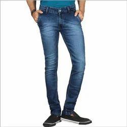 Men's Narrow Bottom Jeans