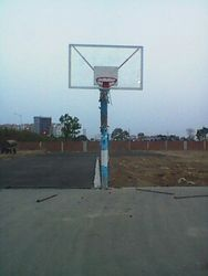 Basketball Fixed Goal Post