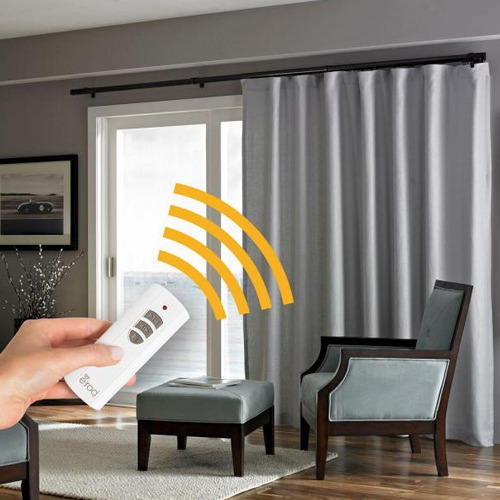 Home Remote Curtain At Rs 12000 Set