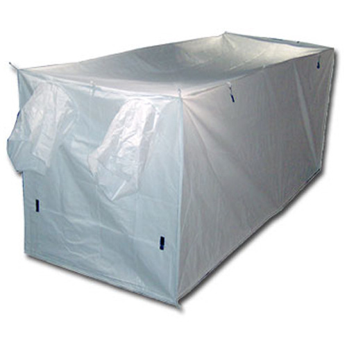 20 Ft Container Liner White Dry Bulk Container Liner, Size ...