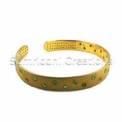 Vermeil Diamond Bracelet