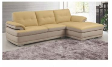 Godrej Interio Aspire Synthetic Leather Sofa