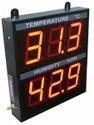 Humidity & Temperature Data Logger