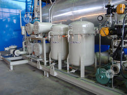 LDO Filtration Machine