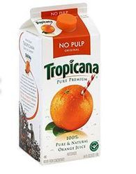 Tropicana Fruit Juice