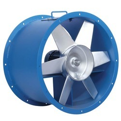 Wall Mounted Axial Flow Fan