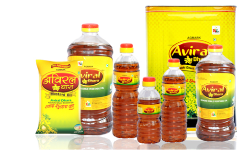 Aviral Dhara Mustard Oil | B.L. AGRO INDUSTRIES LIMITED ...