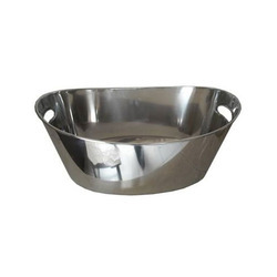 Stainless Steel Boat Party Tub - NJO 1625