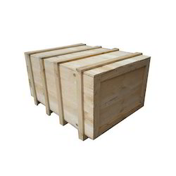 Wooden Storage Crate