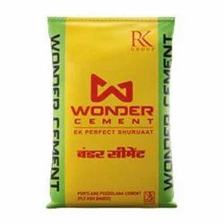 Wonder Opc 53 Grade Cement
