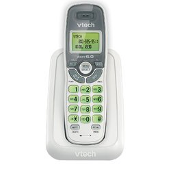 Vtech White, Gray Cordless Telephone