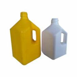 HDPE Plastic Square Bottles