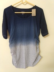 ombre pattern Maternity T-shirts