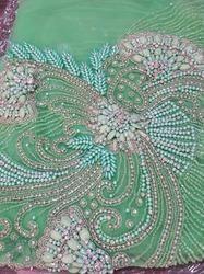 Net Blouse Fabric