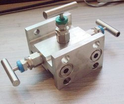 H-Type 3 Way Manifold Valve