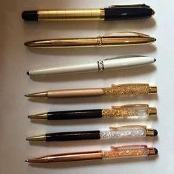Golden Writing Pen