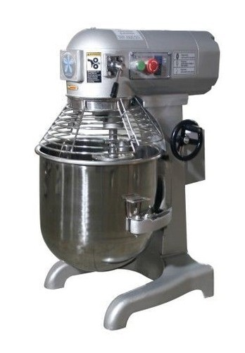 S.S Silver Color Planetary Mixer, 1.5 - 15 KW